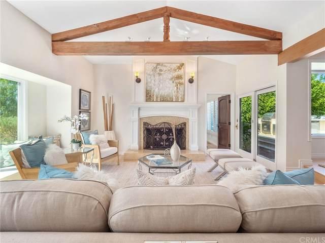 1304 Via Gabriel, Palos Verdes Estates, CA 90274 (#PV21212491) :: Millman Team