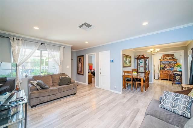 9047 Canterbury Avenue, Arleta, CA 91331 (#SR21220264) :: Blake Cory Home Selling Team