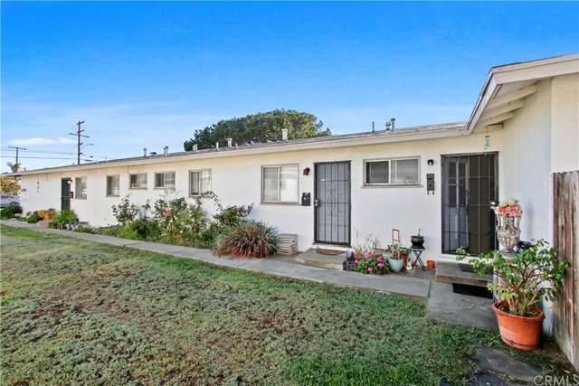 3536 W 168th Street, Torrance, CA 90504 (#PW21220860) :: RE/MAX Empire Properties