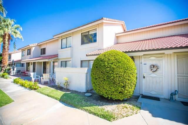 6135 Montecito Drive #6, Palm Springs, CA 92264 (#219068493DA) :: Robyn Icenhower & Associates