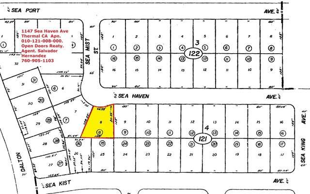1147 Sea Haven Avenue, Thermal, CA 92274 (#219068494DA) :: RE/MAX Empire Properties