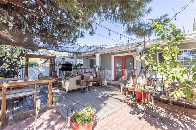 15937 Wyandotte Street, Van Nuys, CA 91406 (#SR21220919) :: Necol Realty Group