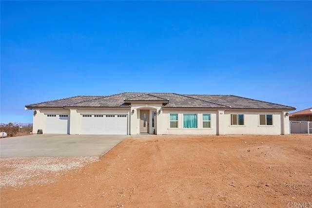 12233 Pueblo, Phelan, CA 92371 (#OC21220960) :: Necol Realty Group