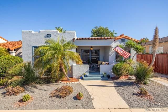4537 44th St, San Diego, CA 92115 (#210028024) :: Zutila, Inc.