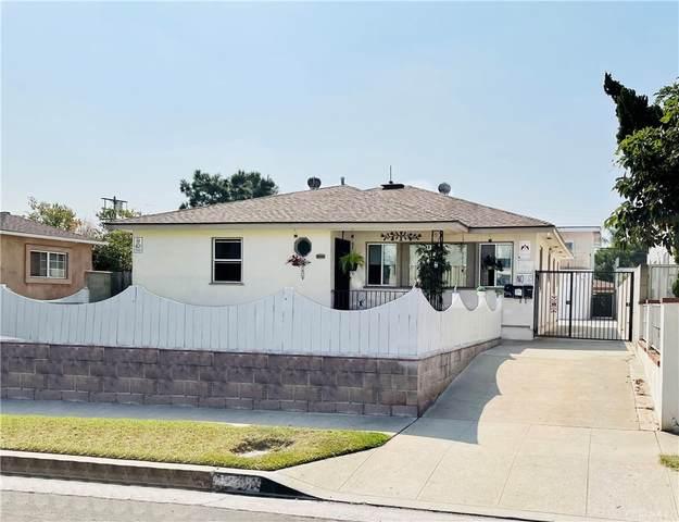 1426 254th Street, Harbor City, CA 90710 (#SB21208423) :: Necol Realty Group