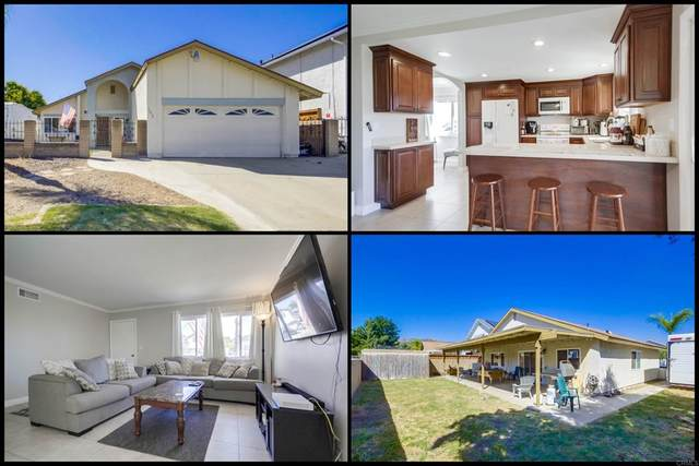 9818 Jeremy Street, Santee, CA 92071 (#NDP2111394) :: RE/MAX Empire Properties