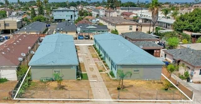 1537 W 227th Street, Torrance, CA 90501 (#PW21220808) :: Mainstreet Realtors®