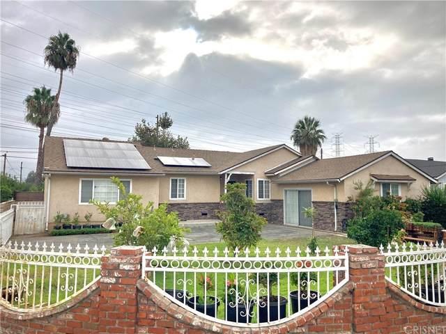 10456 Woodman Avenue, Mission Hills (San Fernando), CA 91345 (#SR21221388) :: The Kohler Group
