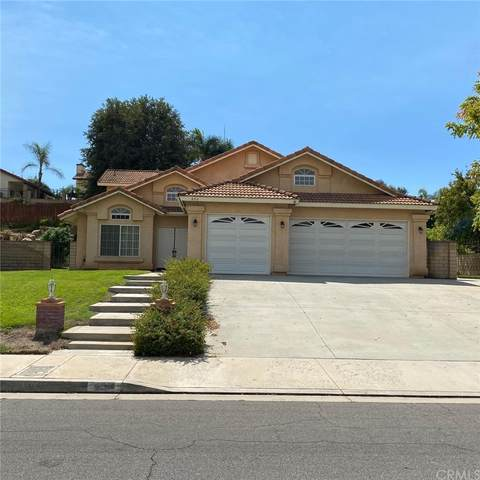 656 Atwood Court, Riverside, CA 92506 (#CV21217338) :: American Real Estate List & Sell
