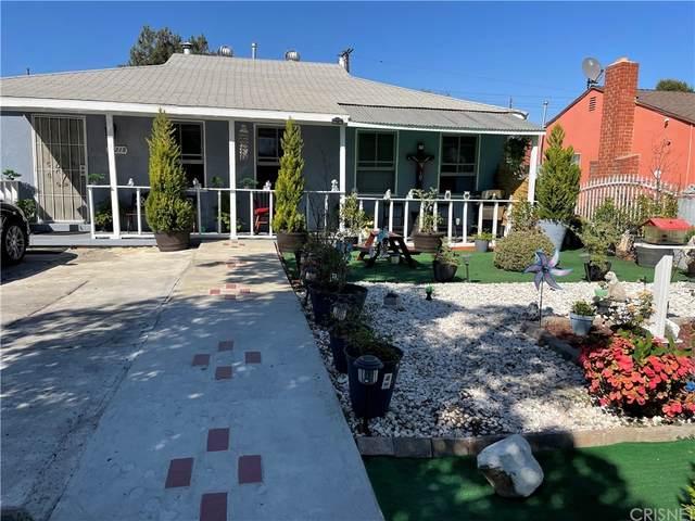 11215 Covello Street, Sun Valley, CA 91352 (#SR21220207) :: Necol Realty Group
