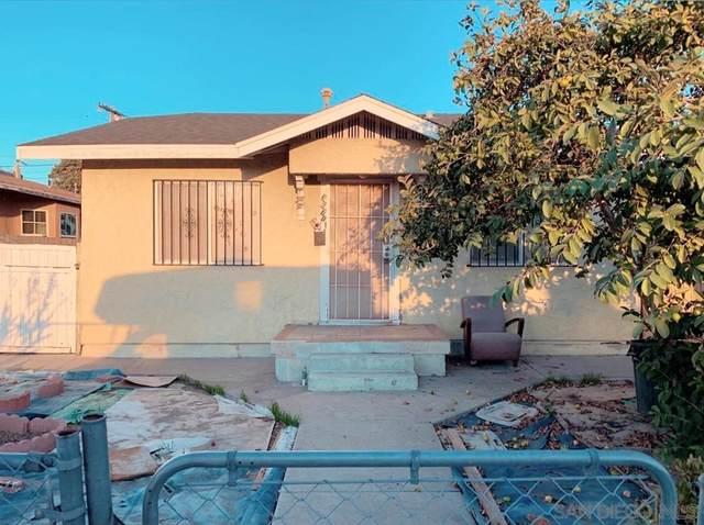 3669  3671 Fairmount Ave, 92105 - East San Diego, CA 92105 (#210028064) :: Necol Realty Group