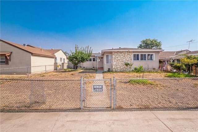 9818 Stanwin Avenue, Arleta, CA 91331 (#CV21220670) :: The Kohler Group