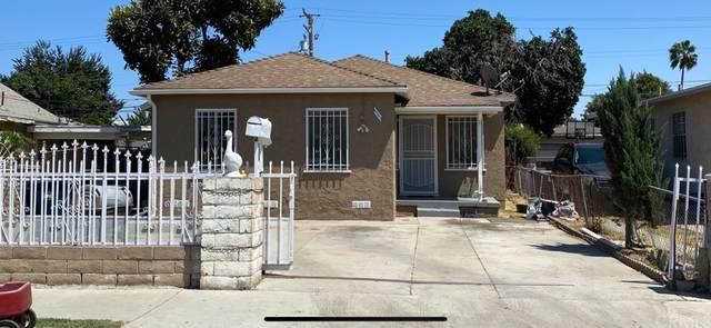 15202 S White Avenue, Compton, CA 90221 (#IV21221624) :: Real Estate One
