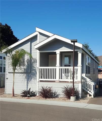 145 South Street A01, San Luis Obispo, CA 93401 (#SC21221651) :: Elevate Palm Springs