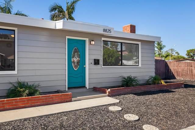 8825 Lassie Lane, San Diego, CA 92123 (#210028103) :: Latrice Deluna Homes