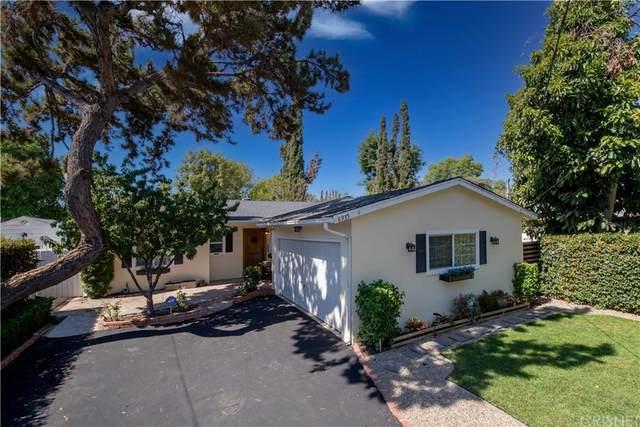 6935 Gloria Avenue, Lake Balboa, CA 91406 (#SR21221734) :: Necol Realty Group