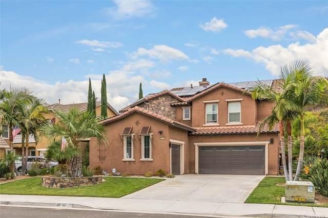 27445 Murrieta Oaks Avenue, Murrieta, CA 92562 (#SW21217084) :: Team Forss Realty Group