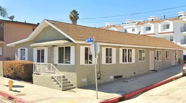 803 W 6th Street, San Pedro, CA 90731 (#WS21221749) :: Necol Realty Group