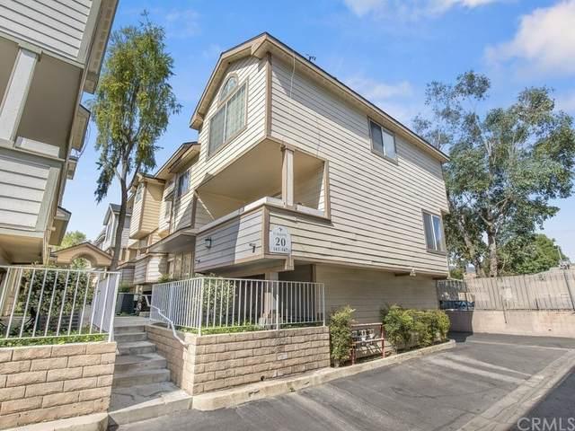 11150 Glenoaks Boulevard #145, Pacoima, CA 91331 (#PW21215898) :: Necol Realty Group