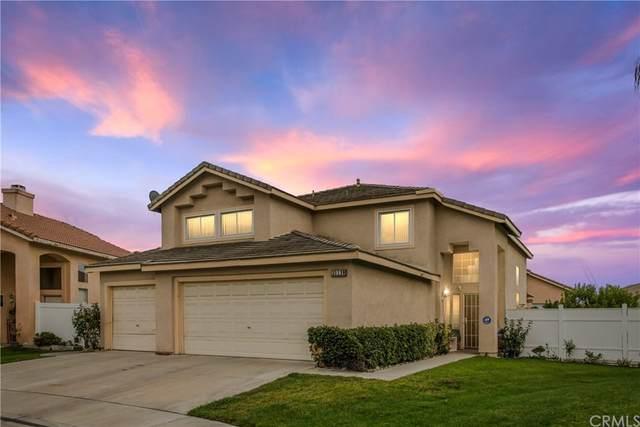 31139 Quarry Street, Mentone, CA 92359 (#EV21222121) :: Latrice Deluna Homes