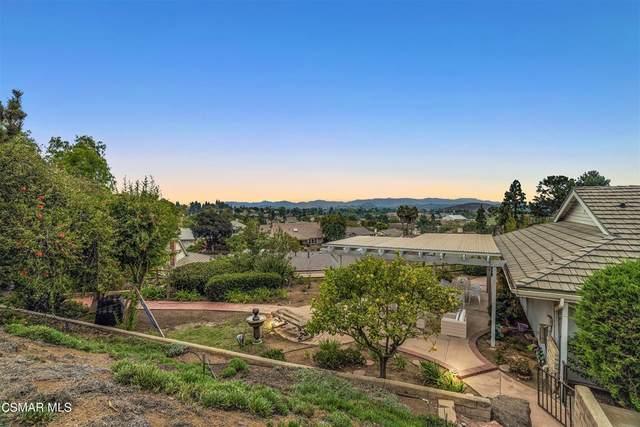 3952 Bucklin Place, Thousand Oaks, CA 91360 (#221005414) :: Jett Real Estate Group