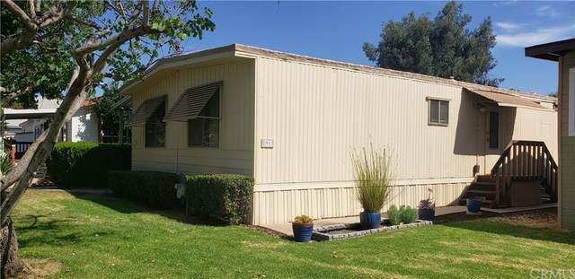 5815 91 E La Palma Avenue, Anaheim, CA 92807 (#SW21221041) :: RE/MAX Empire Properties
