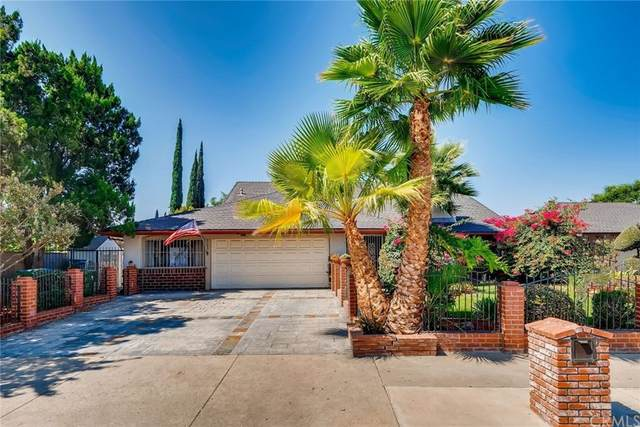 9243 Memory Park Avenue, North Hills, CA 91343 (#ND21219868) :: Blake Cory Home Selling Team