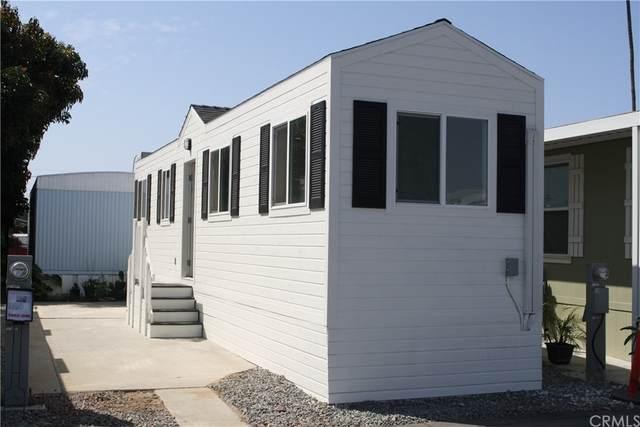 16949 S Western Avenue #79, Gardena, CA 90247 (#SB21222310) :: Blake Cory Home Selling Team