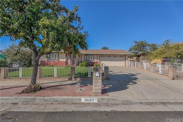 9689 Kewen Avenue, Arleta, CA 91331 (#SR21222195) :: The Kohler Group