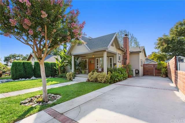 263 Valle Vista Avenue, Monrovia, CA 91016 (#WS21221257) :: Zutila, Inc.