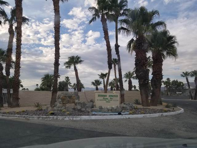 15500 Bubbling Wells Road #257, Desert Hot Springs, CA 92240 (#219068503DA) :: Zutila, Inc.