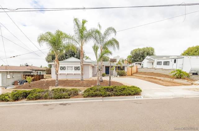4848 Alfred Ave, San Diego, CA 92120 (#210028177) :: Necol Realty Group