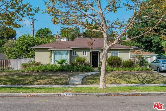 2939 Beverwil Drive, Los Angeles (City), CA 90034 (#21791384) :: Blake Cory Home Selling Team