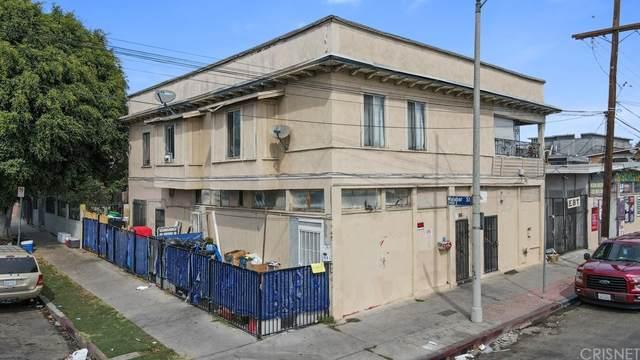 701 N Fickett Street, Los Angeles (City), CA 90033 (#SR21221602) :: The M&M Team Realty