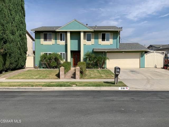 2181 Rhoda Street, Simi Valley, CA 93065 (#221005439) :: The Miller Group