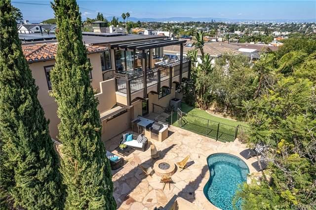 300 N Dianthus Street, Manhattan Beach, CA 90266 (#SB21220037) :: RE/MAX Empire Properties