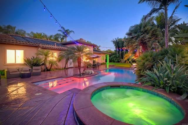 986 Thomas Place, Vista, CA 92084 (#NDP2111455) :: Mainstreet Realtors®