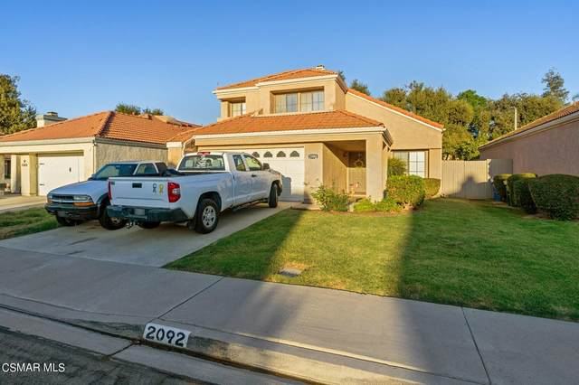 2092 Riverbirch Drive, Simi Valley, CA 93063 (#221005445) :: The M&M Team Realty