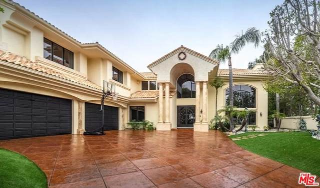 25548 Kingston Court, Calabasas, CA 91302 (#21791048) :: Realty ONE Group Empire
