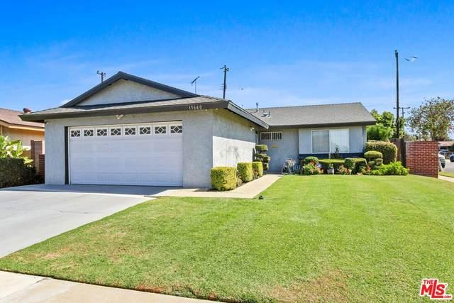 15640 S Stulman Avenue, Gardena, CA 90248 (#21791804) :: Blake Cory Home Selling Team