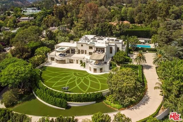 1210 Benedict Canyon Drive, Beverly Hills, CA 90210 (#21791862) :: Massa & Associates Real Estate Group | eXp California Realty Inc