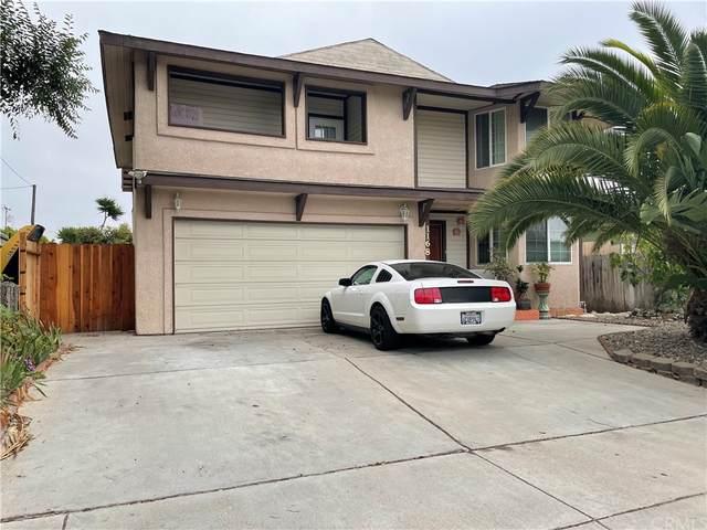 1168 Mentone Avenue, Grover Beach, CA 93433 (#PI21221622) :: Compass