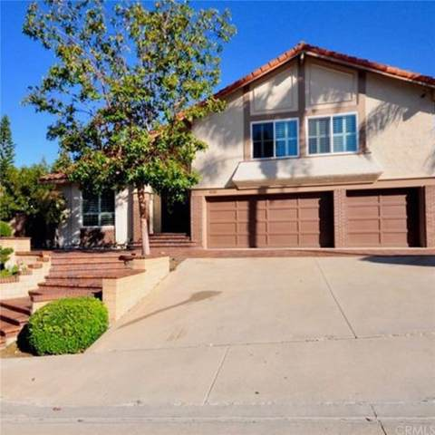 1830 Calle La Paz, Rowland Heights, CA 91748 (#CV21221778) :: Necol Realty Group