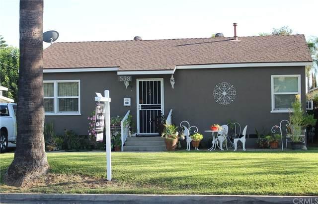 538 Diamond Street, Monrovia, CA 91016 (#CV21221637) :: Zutila, Inc.
