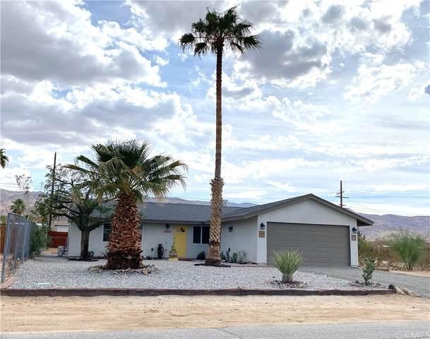 72257 Sun Valley Drive, 29 Palms, CA 92277 (#SW21220576) :: Compass
