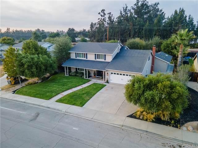 345 Clubhouse Drive, Santa Maria, CA 93455 (#PI21221011) :: Latrice Deluna Homes