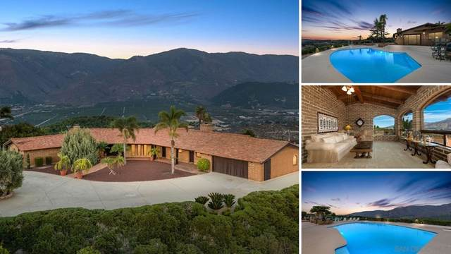 32433 Cole Grade Rd, Valley Center, CA 92082 (#210028232) :: Necol Realty Group