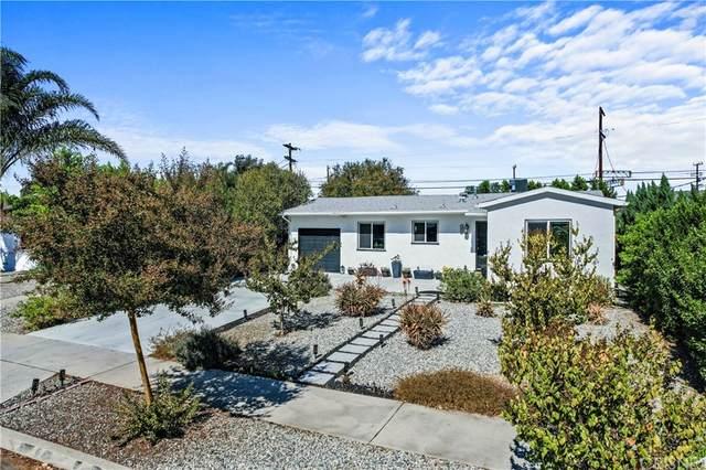 16939 Covello Street, Lake Balboa, CA 91406 (#SR21222913) :: Necol Realty Group