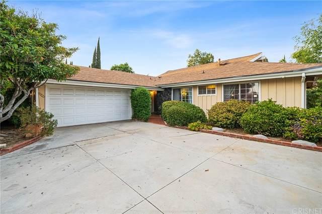 16829 San Jose Street, Granada Hills, CA 91344 (#SR21210030) :: Necol Realty Group