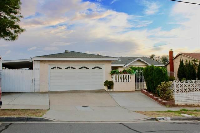 7009 Windward Street, San Diego, CA 92114 (#PTP2107054) :: Zutila, Inc.
